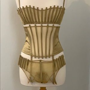 Gold 3 Piece Set by La Perla